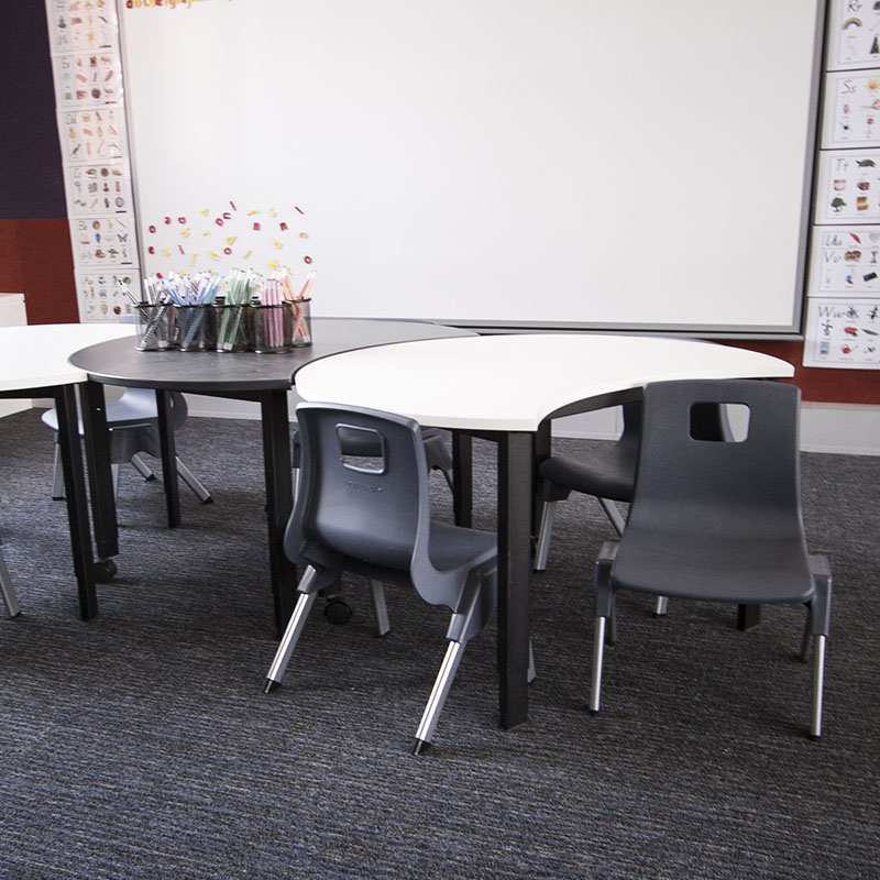 Classroom Tables & Chairs by Linc Furniture