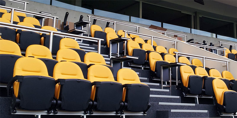 The GABBA Fixed Seating by Linc Furniture